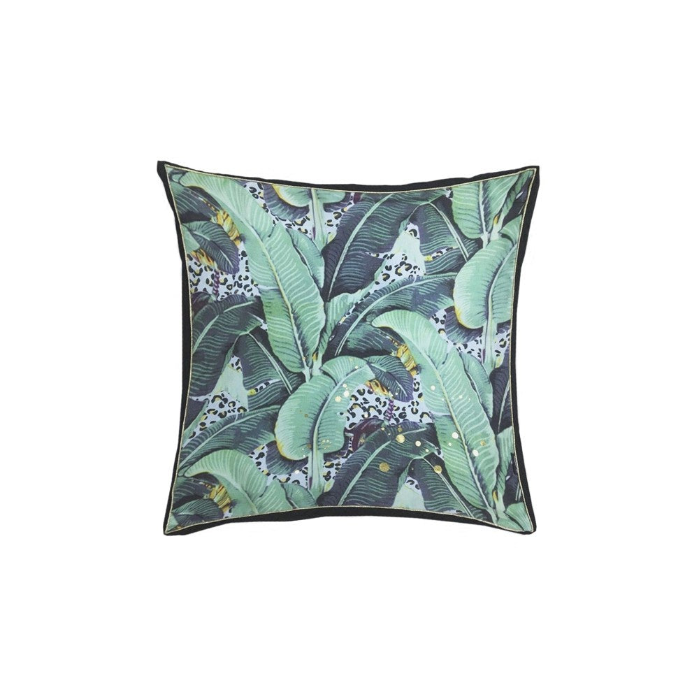 Ourlieu Jungle Kitty Cushion - The Artisan Storeroom