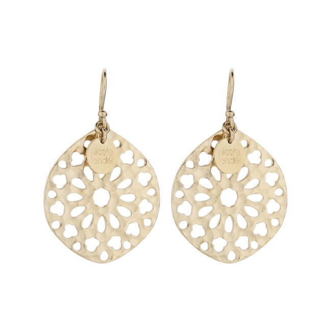 Nicole Fendel Cyra Earrings