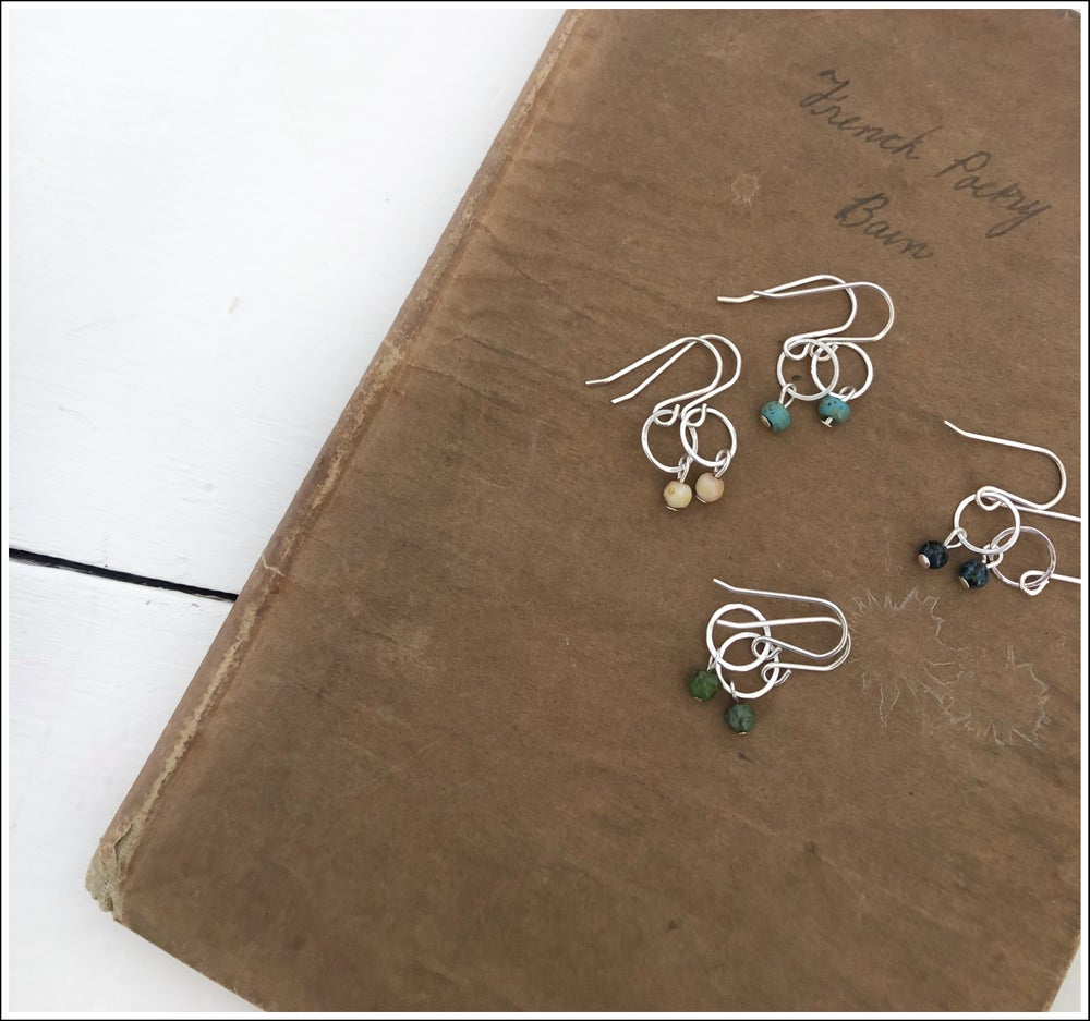 Paird Mini Hoop Earrings