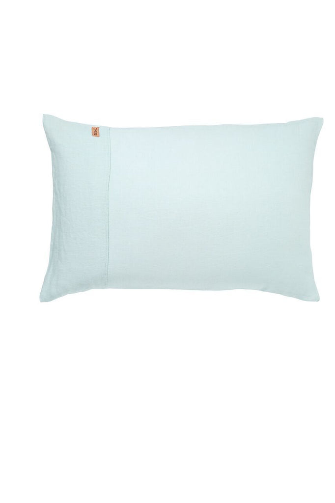 Kip & Co Aqua Pillow Case Set - The Artisan Storeroom