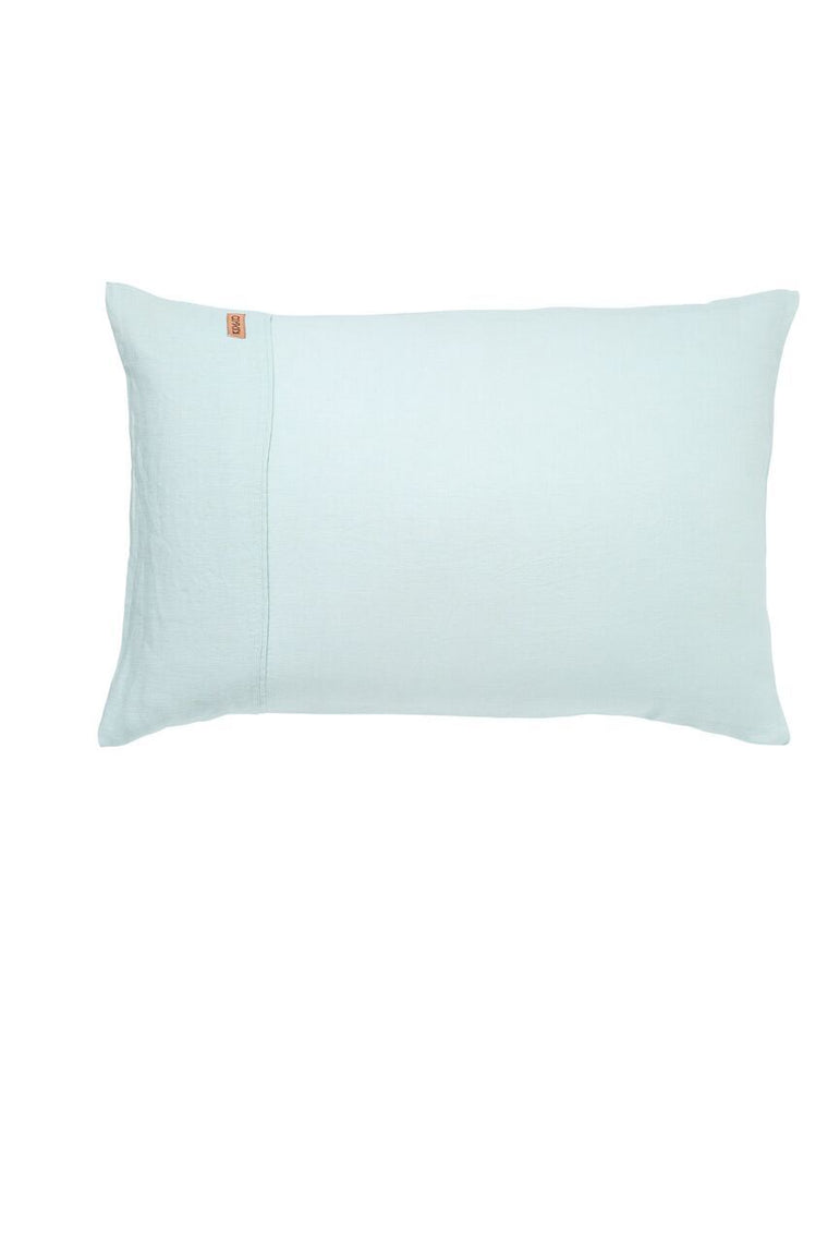 Kip & Co Aqua Pillow Case Set