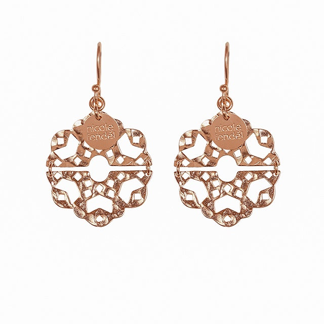Nicole Fendel Morgan Single Earrings - The Artisan Storeroom
