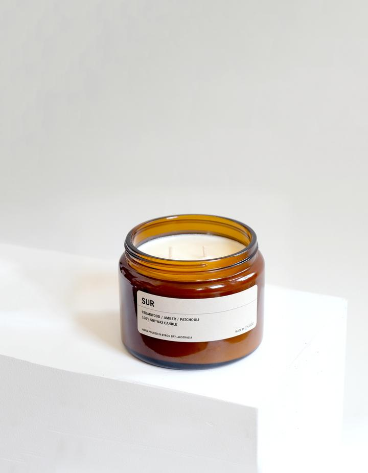 Posie Amber Candle Large 500g