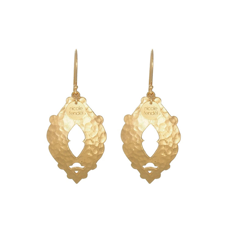 Temple of the Sun Venus Earrings