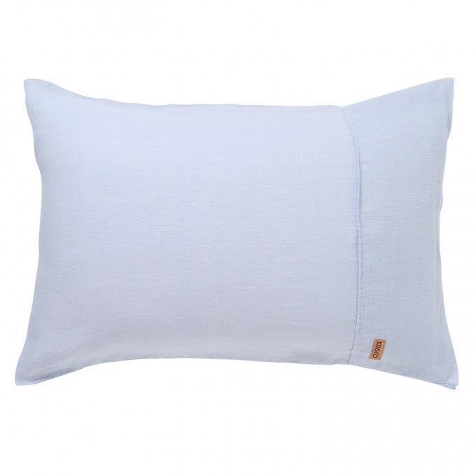 Kip & Co Heather Linen Pillowcase 2P Set