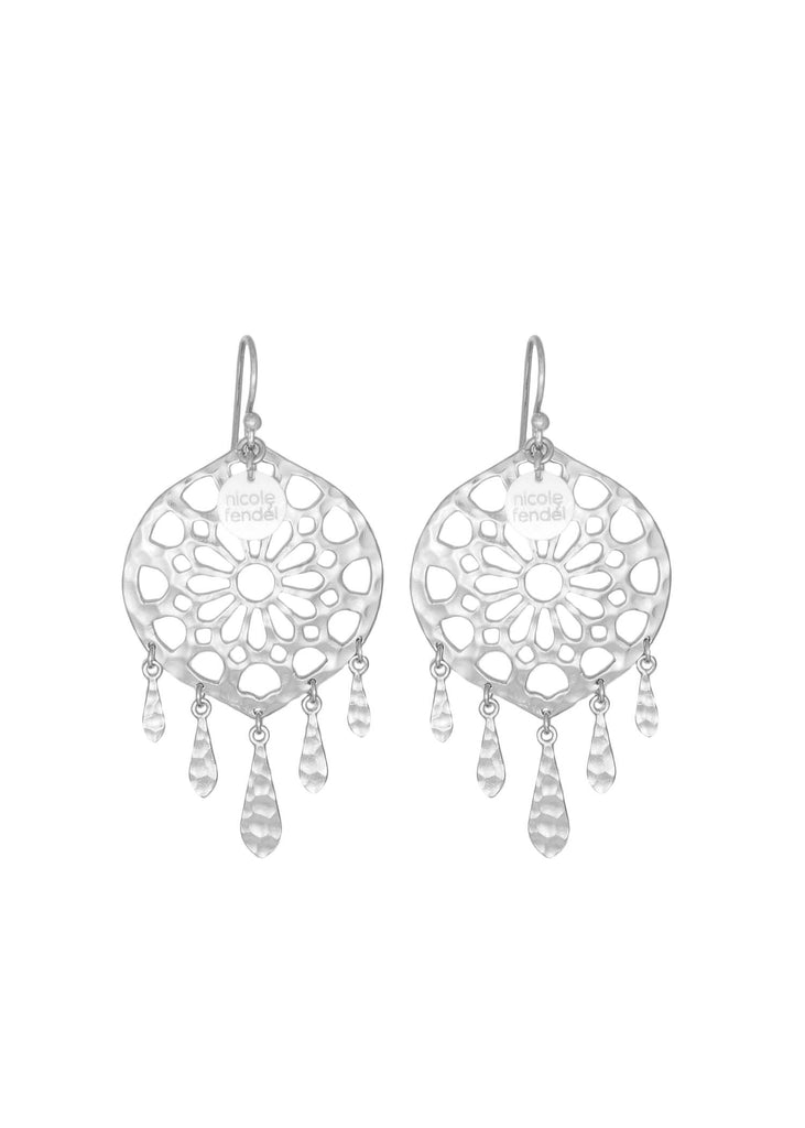 Nicole Fendel Alora Statement Earrings - The Artisan Storeroom