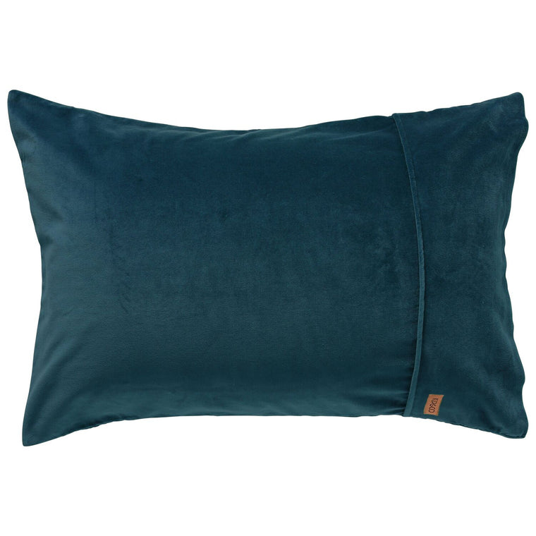 Kip & Co Green Sea Velvet Pillowcase 2P Set
