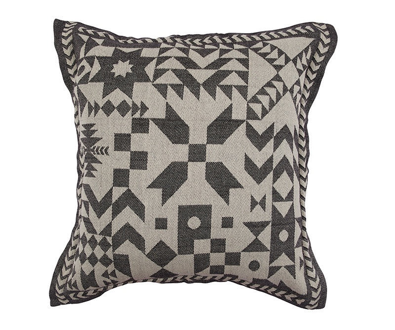 Pony Rider Patched Honour Cushion