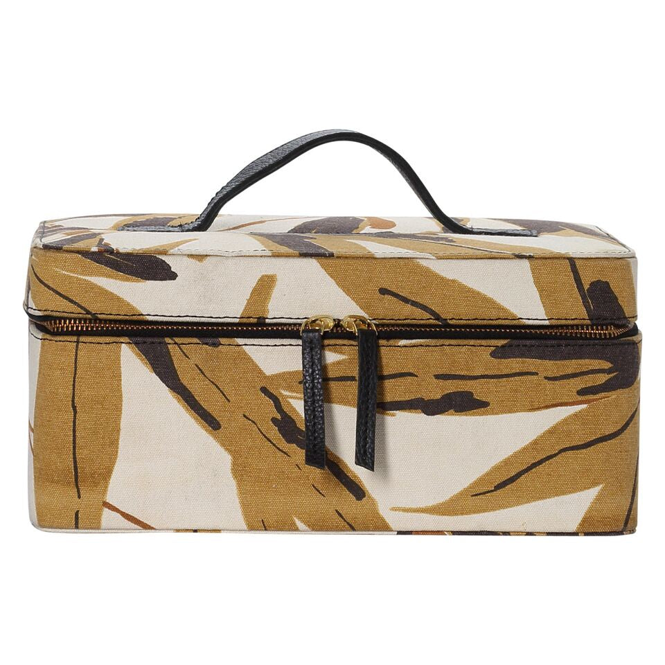 Kip & Co Bamboo Forest Toiletry Case - The Artisan Storeroom