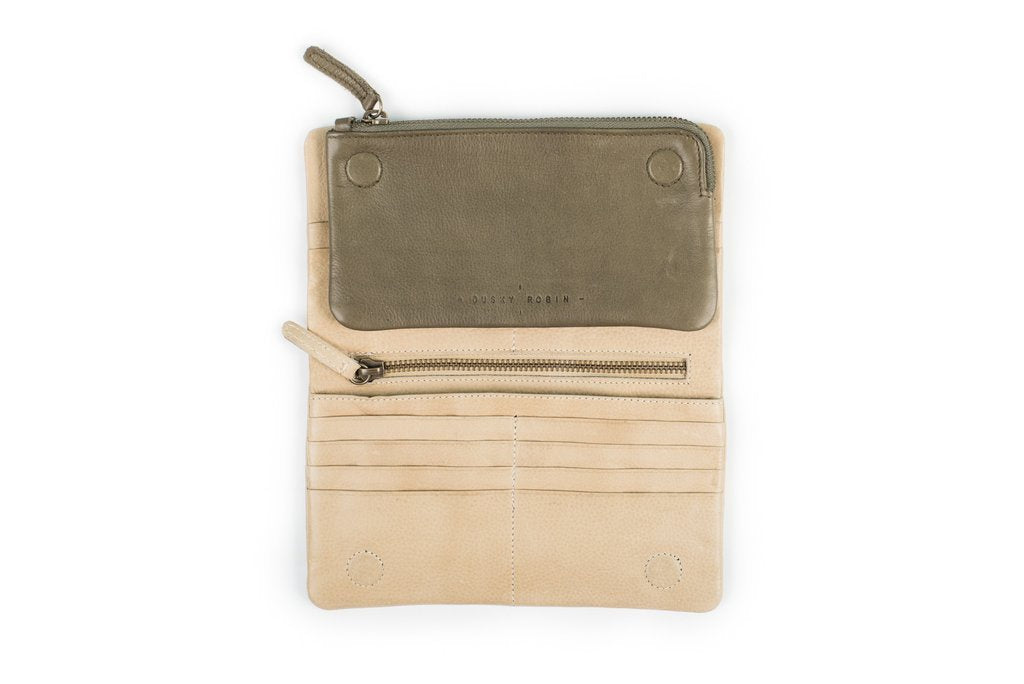 Dusky Robin Jane Purse - The Artisan Storeroom