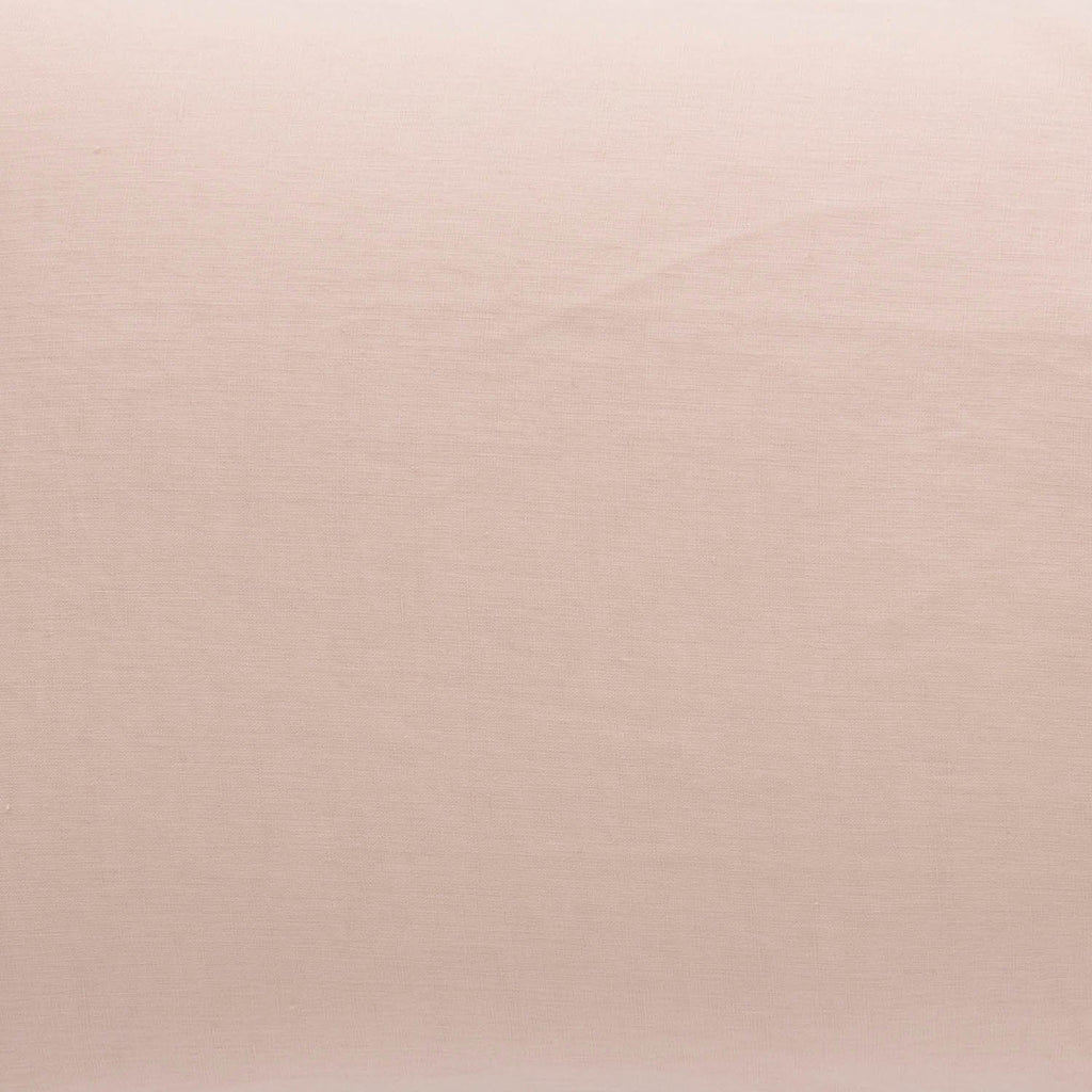 Nude Linen Fitted Sheet