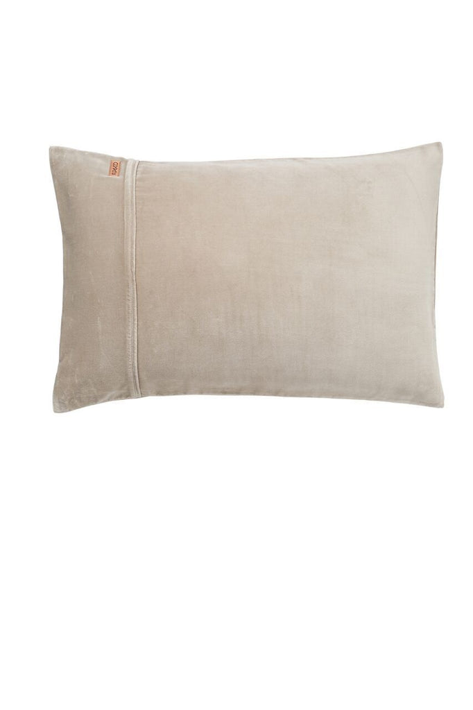 Kip & Co Goldie Velvet Pillowcase Set - The Artisan Storeroom