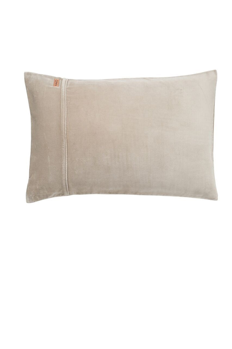 Kip & Co Goldie Velvet Pillowcase Set