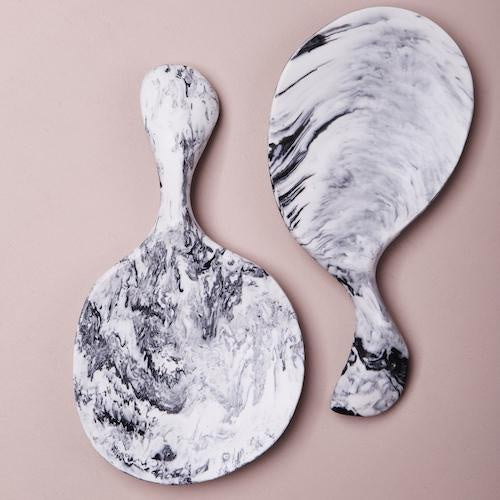 Keep Resin Paddle Salad Servers
