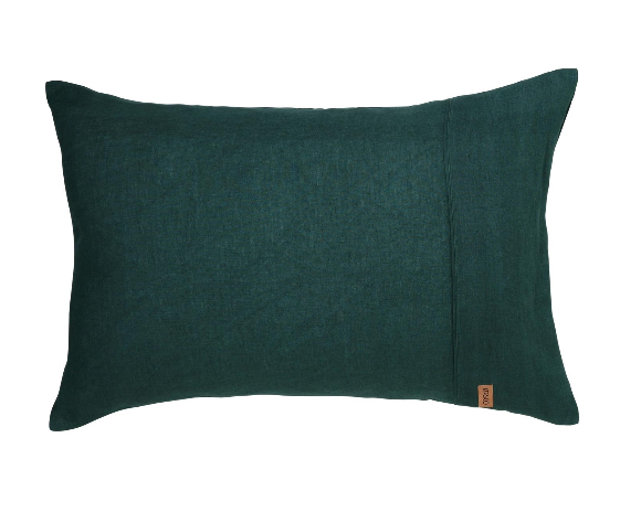 Kip & Co Forest Linen Pillowcase 2P Set