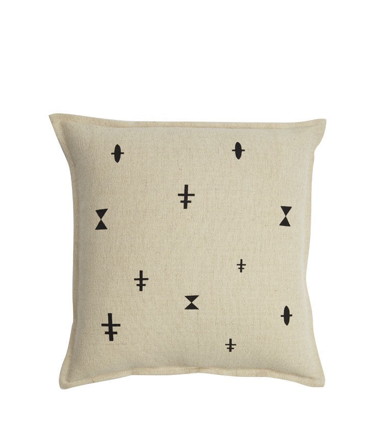 Pony Rider Aerial Dreams Cushion- Natural