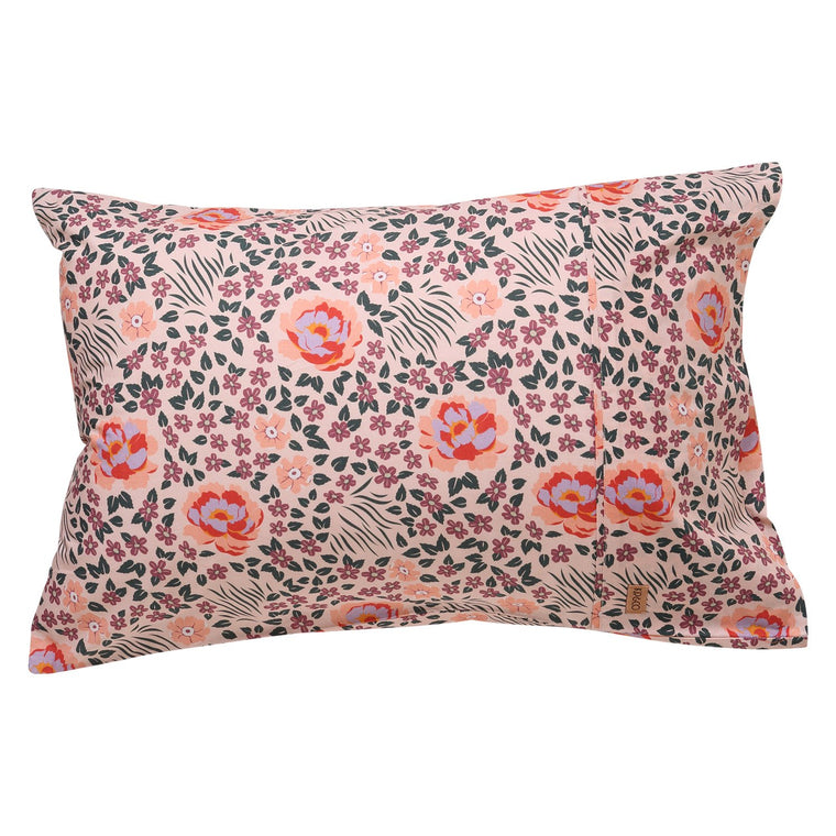 Kip & Co Forest Floor Pillow Case- 1P
