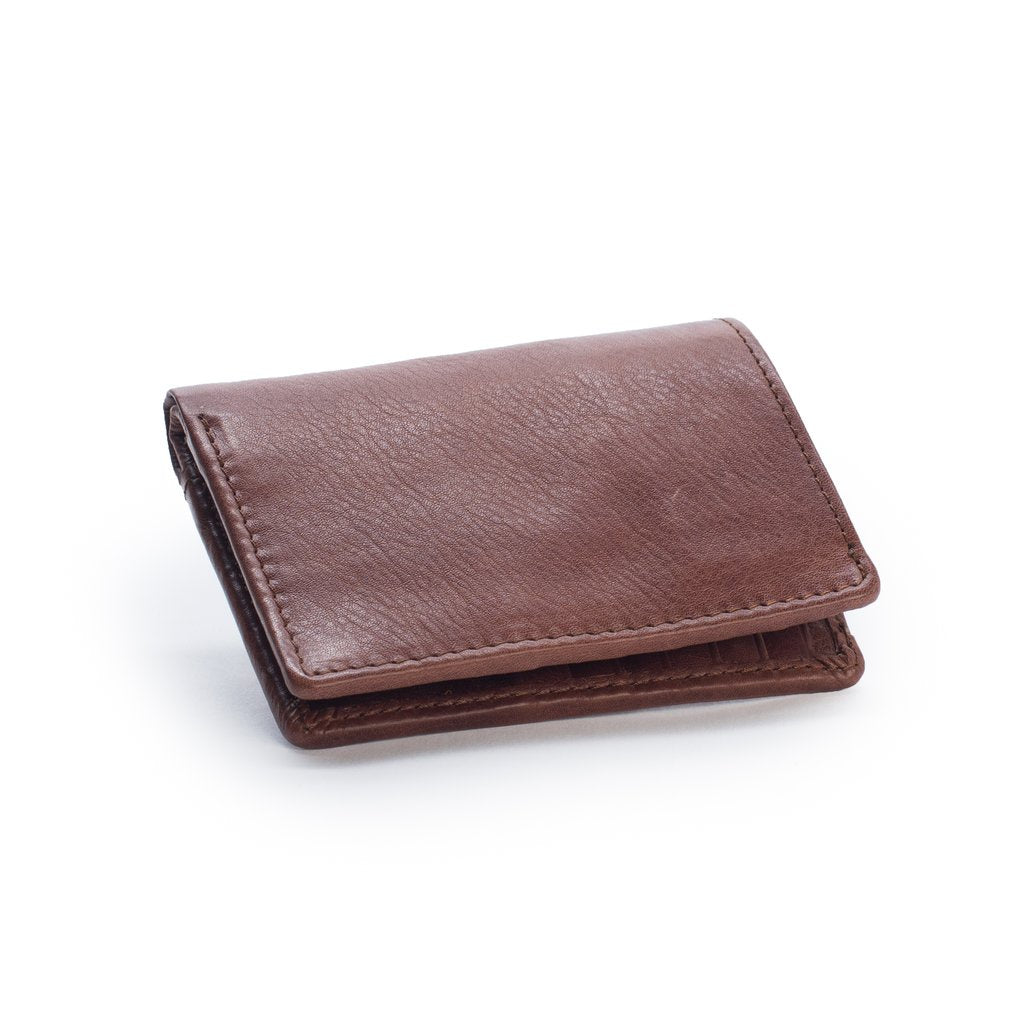 Dusky Robin Ted Wallet - The Artisan Storeroom