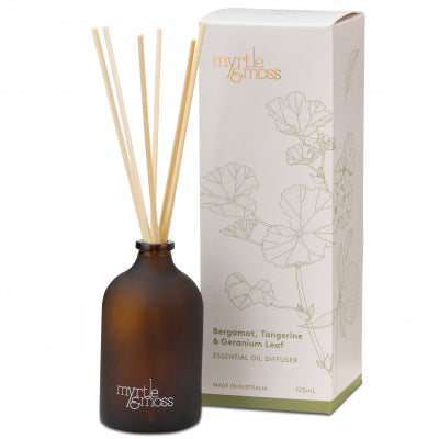 Myrtle and Moss Essential Oil Diffuser - The Artisan Storeroom