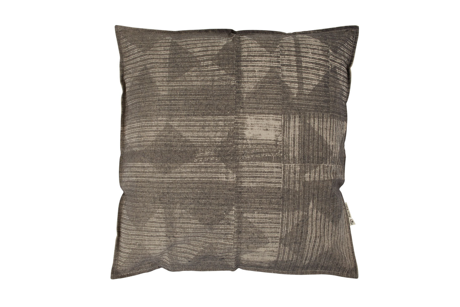 Pony Rider Patched Cushion