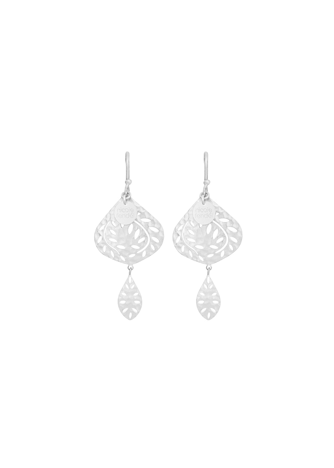 Nicole Fendel Dakota Drop Earrings - The Artisan Storeroom