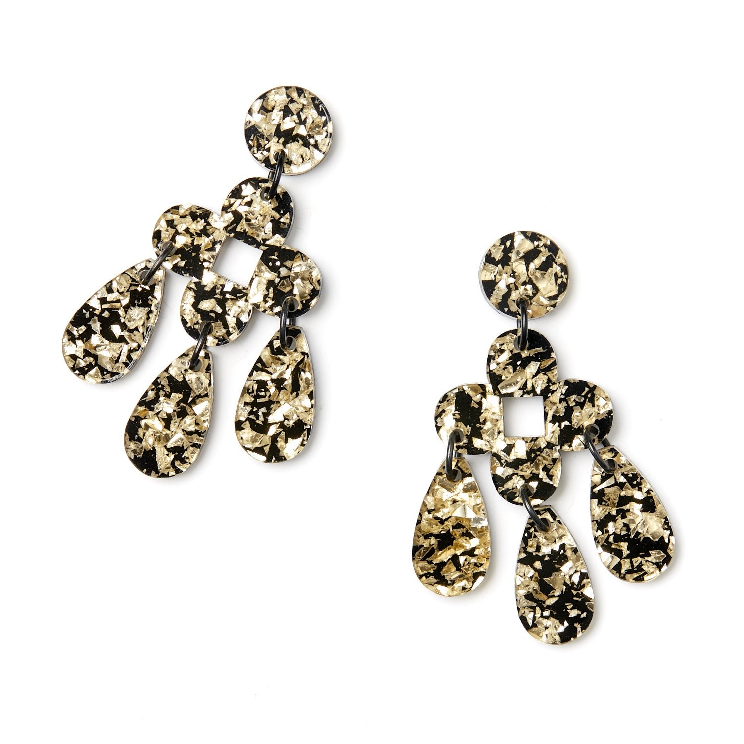 Martha Jean Zara Earrings
