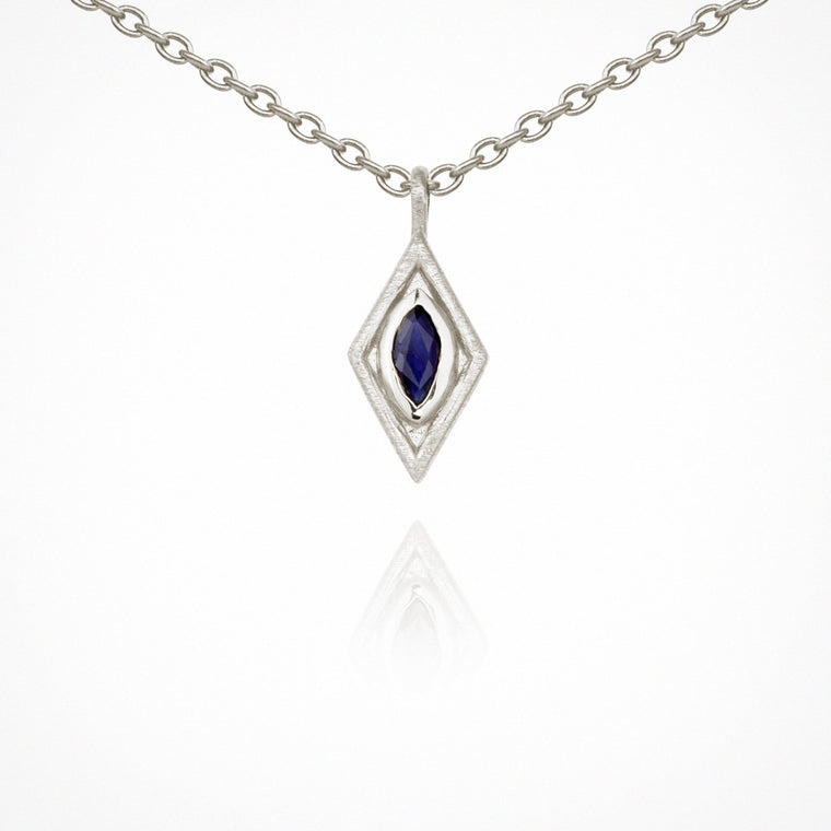 Nazar Necklace Silver