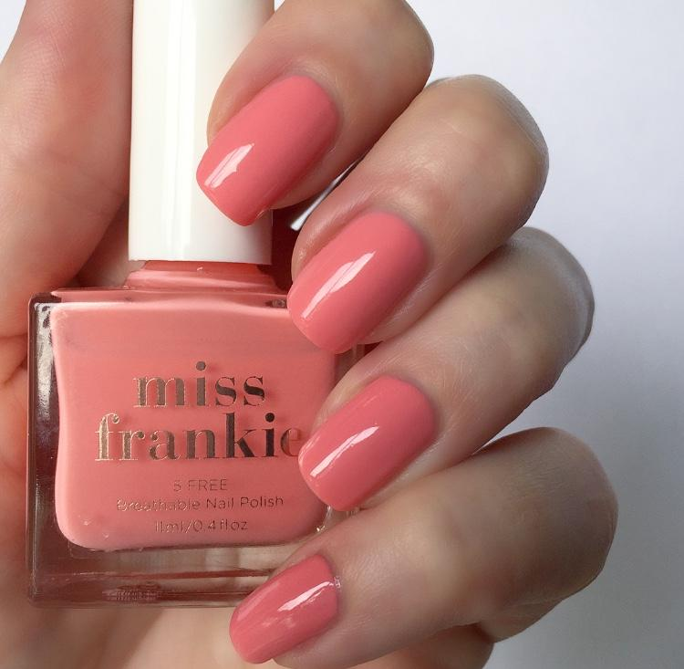 Miss Frankie Nail Polish