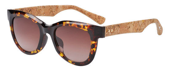 Sticks & Sparrow- Amber Demi Sunglasses
