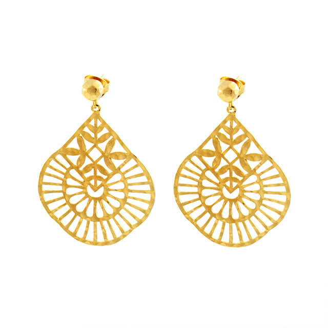 Nicole Fendel Emika Earrings