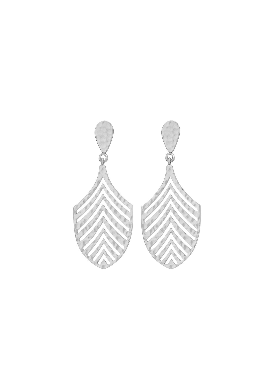Nicole Fendel Arlo Drop Earrings