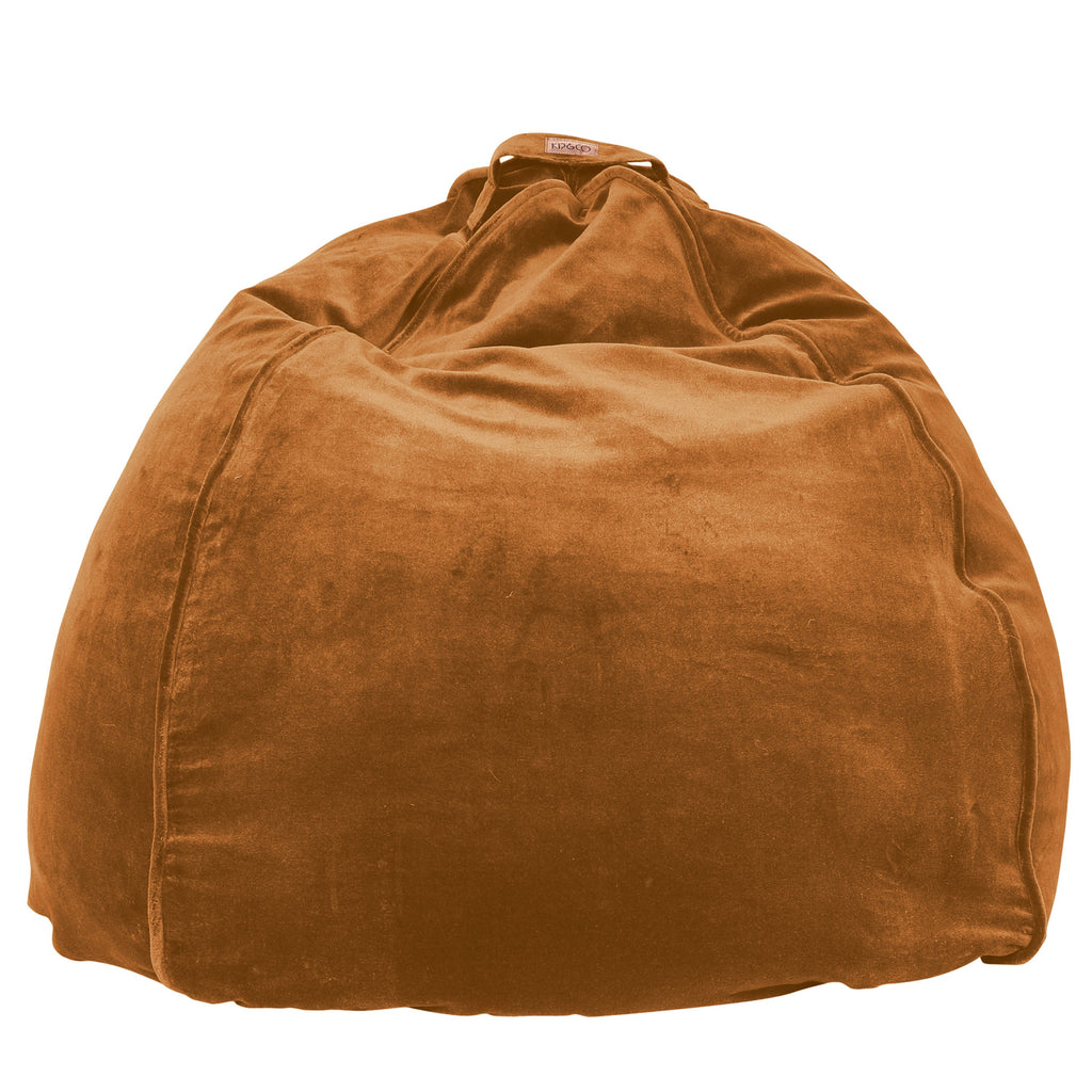 Kip & Co GOLDEN DAYS VELVET BEANBAG COVER