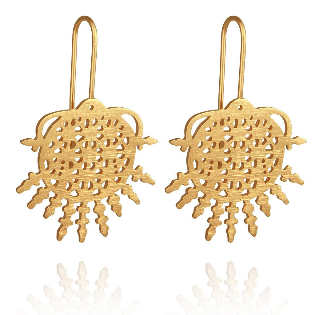 Temple of the Sun Arrina Earrings