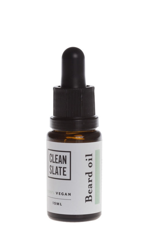 Clean Slate Beard Oil