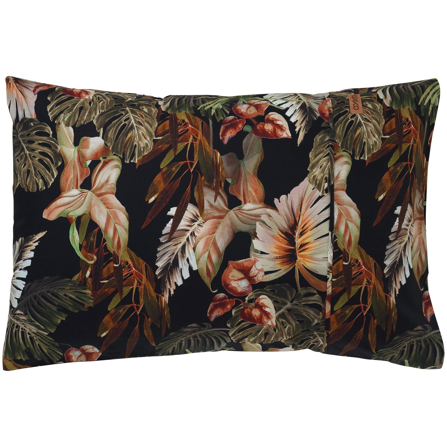 Kip & Co NIGHT JUNGLE COTTON PILLOWCASES 2P
