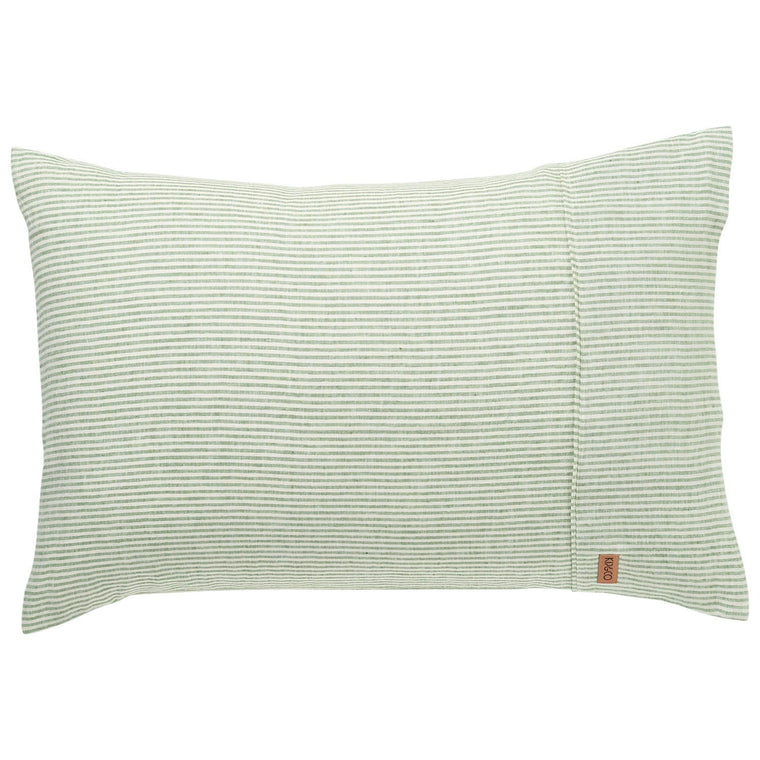 St Barts Stripe Linen Pillowcase 2P Set