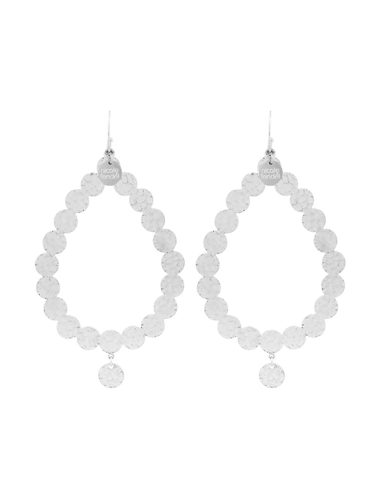 Nicole Fendel Demi Statement Earrings