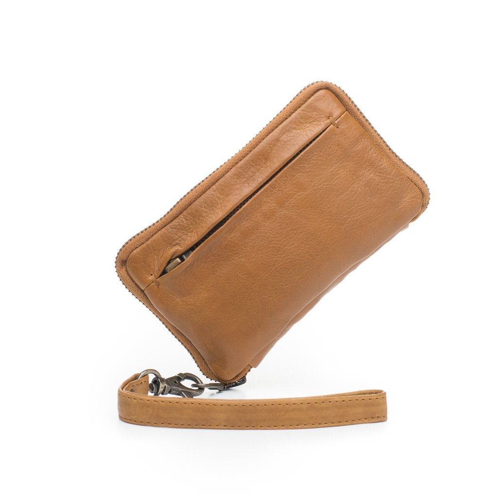 Dusky Robin Jean Clutch- Medium - The Artisan Storeroom