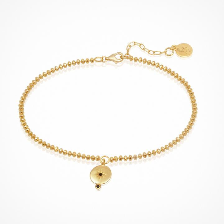 Temple of the Sun Stella Bracelet Gold
