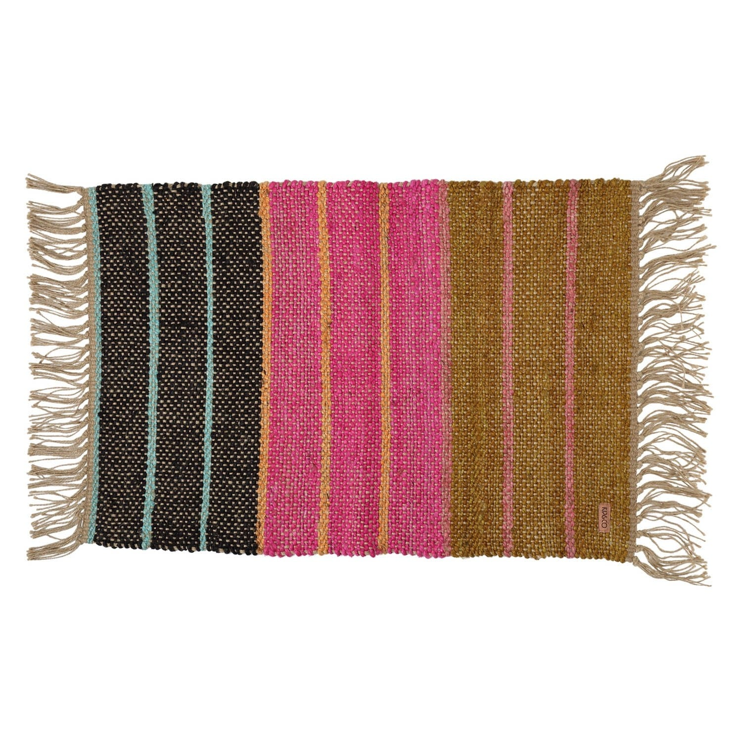 Kip & Co Stripe Floor Mat - The Artisan Storeroom