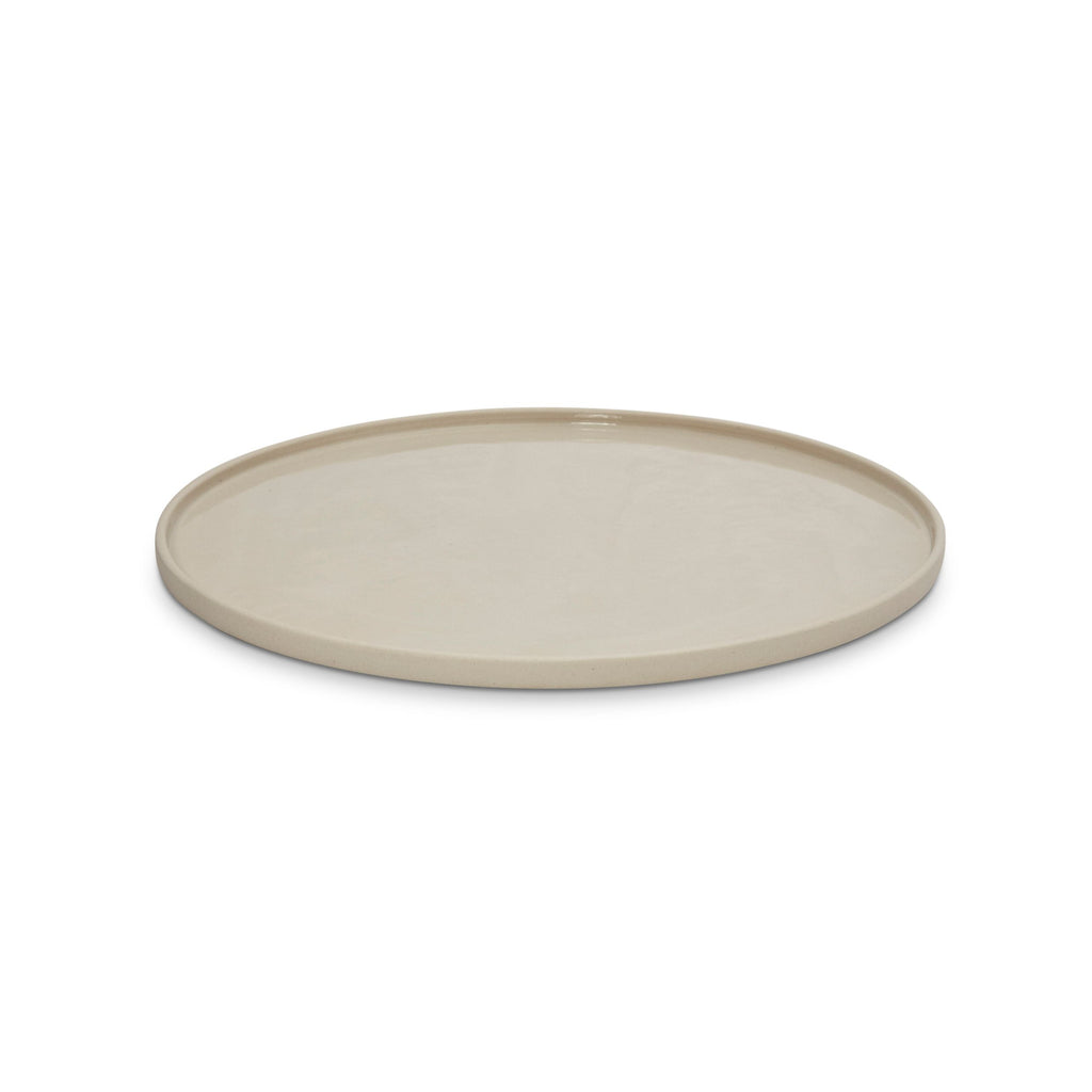 Marmoset Found Cloud Round Platter- L