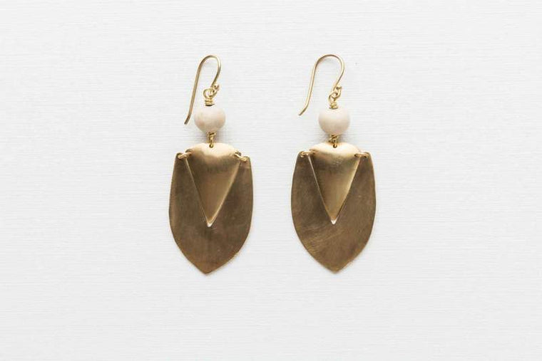 Klaylife Nandi Earrings - The Artisan Storeroom