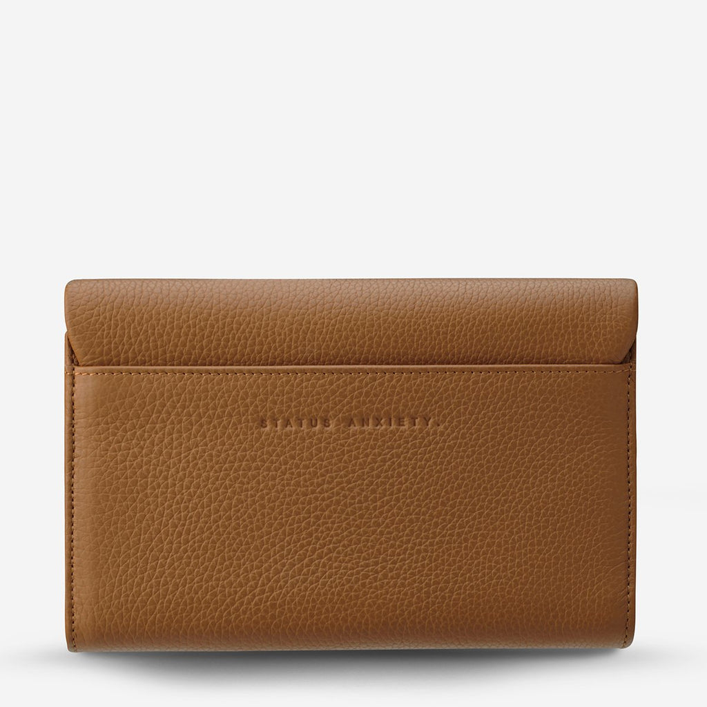 Status Anxiety Remnant Wallet - The Artisan Storeroom