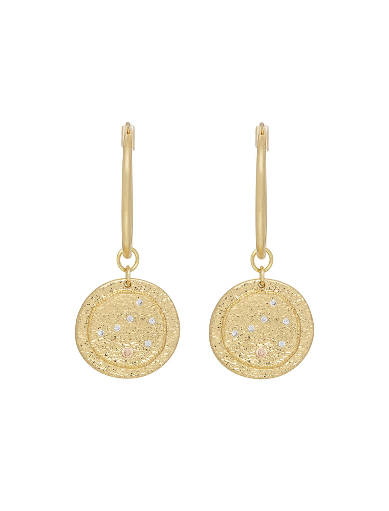 Nicole Fendel Aelia Earrings - The Artisan Storeroom