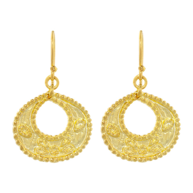 Nicole Fendel Dakota Small Earrings - The Artisan Storeroom
