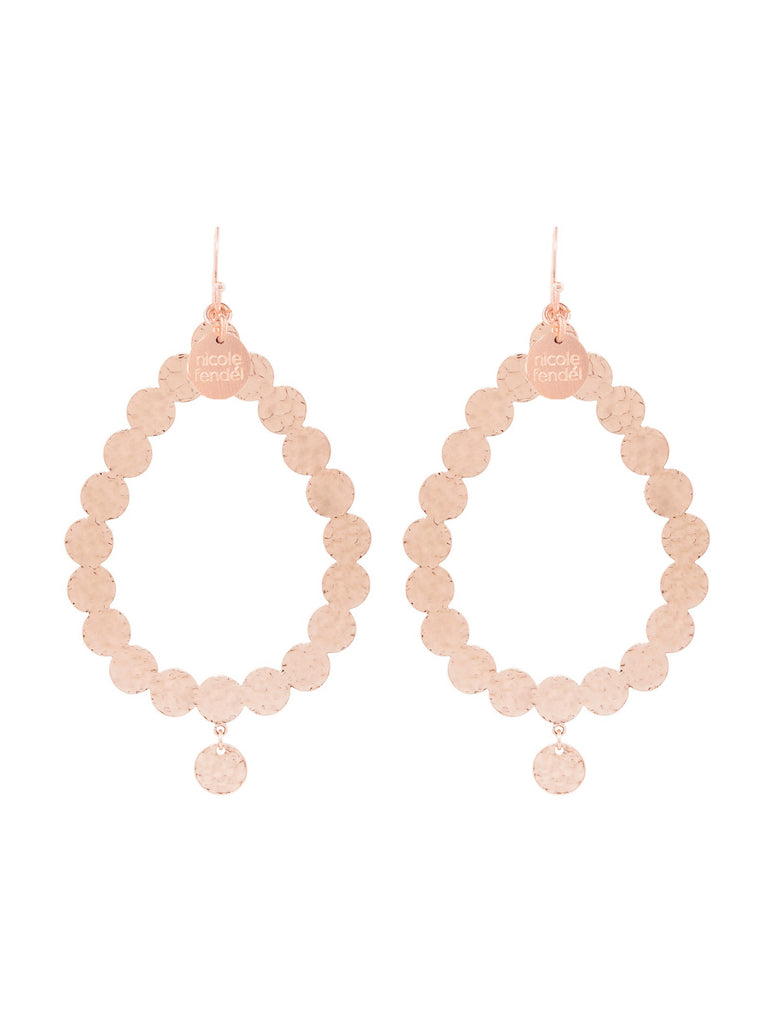 Nicole Fendel Demi Statement Earrings - The Artisan Storeroom