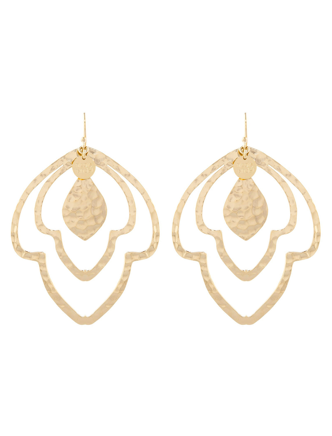 Nicole Fendel Heidi Statement Earrings - The Artisan Storeroom