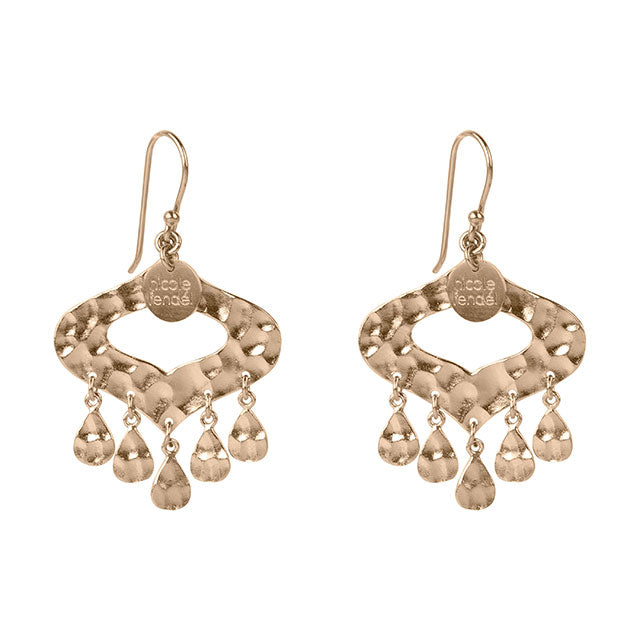 Nicole Fendel Sunrise Earrings