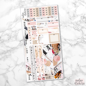 Beauty Foiled Hobonichi Weeks Kit