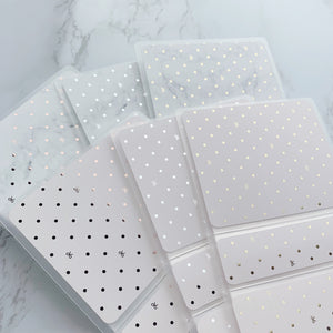 Mini Sticker Album - Bow Polka Dot